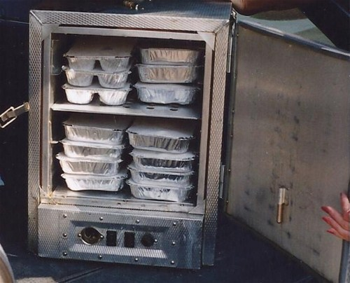 MOW hotbox keeps meals warm